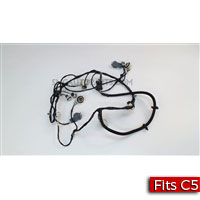 Rear Body Lighting, Wiring Harness for a 1997-2004 Chevrolet C5 Corvette Base Coupe - SMC Performance and Auto Parts