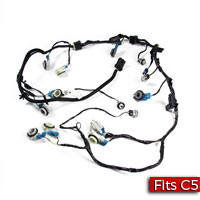 Body Rear Wiring Harness for t93 Export Special Factory Part no. 12189885 - SMC Performance and Auto Parts