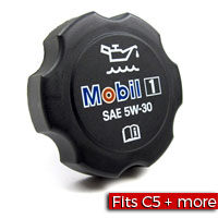 Mobil One Oil Filter Cap, Mobil 1 Cap, 5W-30 (Non Dexos) LS1, LS6, LS2 Engines - SMC Performance and Auto Parts