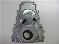 New OEM Surplus Engine Timing Cover Front  with Sensor Part 12594939 - SMC Performance and Auto Parts