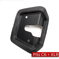 Driver Left Front Side Door Lock Cover - SMC Performance and Auto Parts