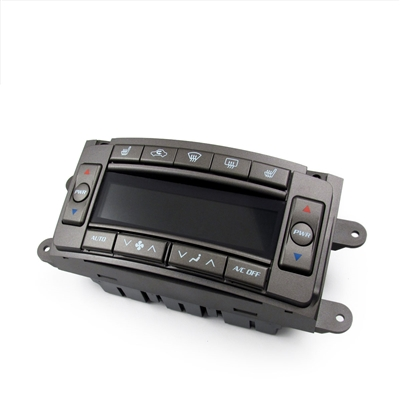 Heat and A/C Control , HVAC Control 2006-2007 Cadillac XLR Base with the CJ2 Dual Zone Climate Control - SMC Performance and Auto Parts