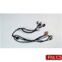 Forward Lamp Wiring Extension Harness for a 1997-2004 Chevrolet C5 Corvette T90 Export - SMC Performance and Auto Parts