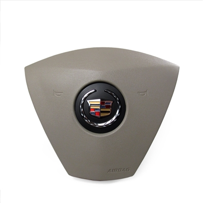 Driver Side Air Bag for Steering Wheel in Shale (15I) - USA/NA Spec. Factory Part nos. 15782240, 10391364 - SMC Performance and Auto Parts
