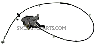 Emergency Brake Pedal Assembly for a 2004-2009 Cadillac XLR - SMC Performance and Auto Parts