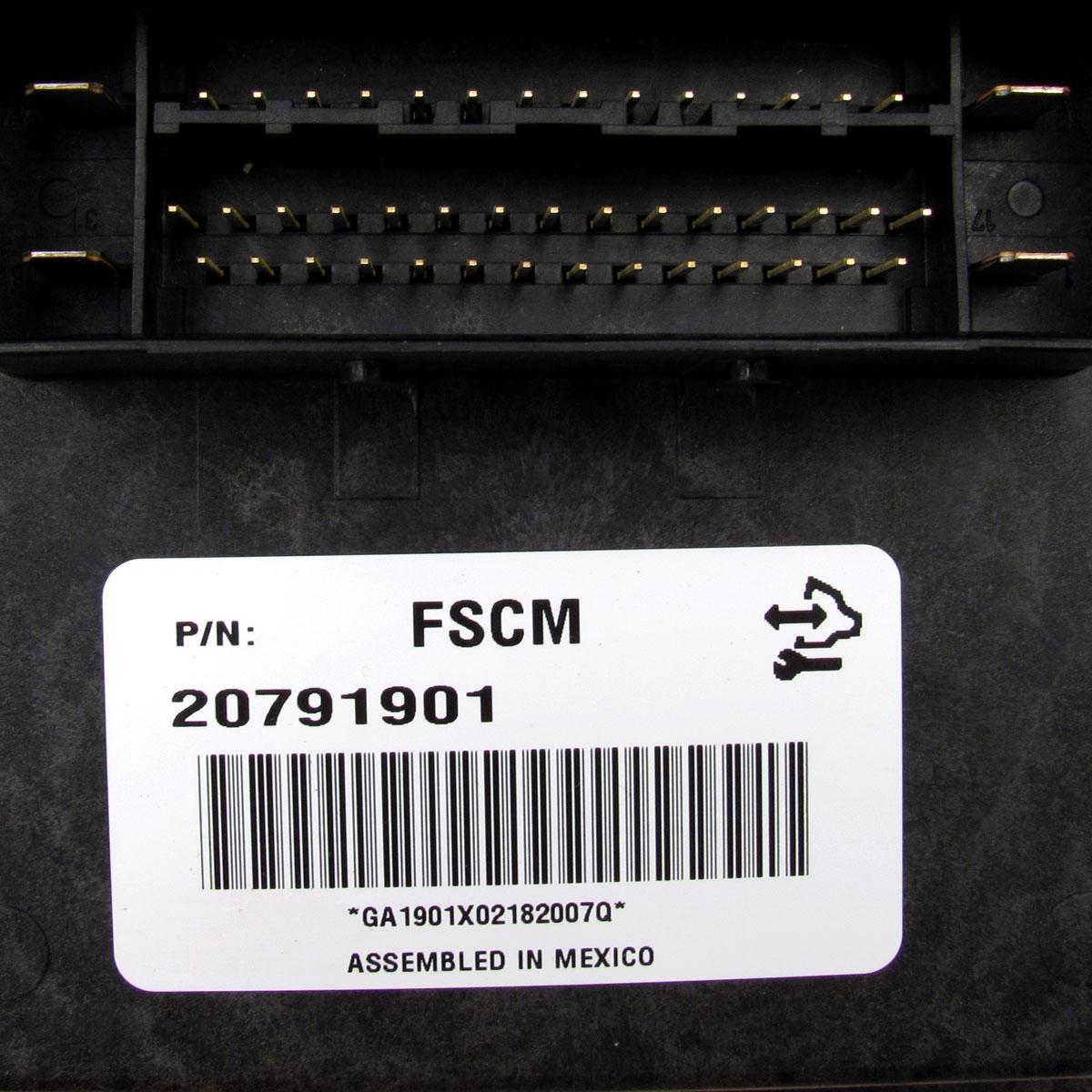 GM Genuine Parts 20898936 Fuel Pump Flow Control Module