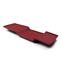 Center Console Under Armrest Rubber Mat in Red Factory Part no. 20814215 - SMC Performance and Auto Parts