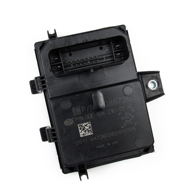 Fuel Pump Flow Control Module for a 2012 Buick Lacrosse, 2012 Buick Verano, 2011 Chevrolet Camaro, and 2011 Chevrolet Cruze - SMC Performance and Auto Parts