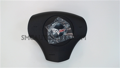 Steering Wheel Airbag, Drivers Air Bag for a 2012-2013 Chevrolet C6 Corvette C6 (Base) with the AJ7 Inflatable Restraint Option - SMC Performance and Auto Parts