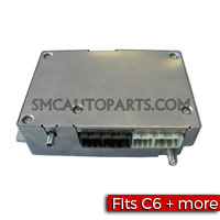 Onstar Receiver Module for a 2005 Chevrolet Corvette C6 with the UE1 Option and a 2005 Chevrolet Equinox with the UE1 Option - SMC Performance and Auto Parts