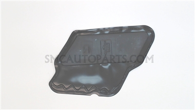 Door Water Deflector for a 2005 Chevrolet Corvette C6 - SMC Performance and Auto Parts