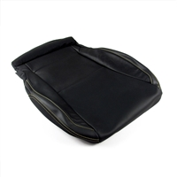 Driver Left Front Lower Seat Cover for a 2012 Chevrolet Camaro with the AMM, AY0, EAL, KA1, 01A, and CTH Transformers Edition Option - SMC Performance and Auto Parts