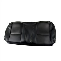 Rear Seat Back Cover for a 2012 Chevrolet Camaro with the EAL, 01A, and the CTH Transformers Edition Seat Trim Option - SMC Performance and Auto Parts