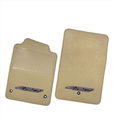 Floor Mat Package, Floor Mats featuring the 427 Logo for a 2013 Chevrolet C6 Corvette - SMC Performance and Auto Parts
