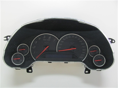 NEW OEM factory surplus instrument gauge cluster assembly 20829142, 25788259 for the 2009 Corvette Zr1 / Z06- SMC Performance and Auto Parts
