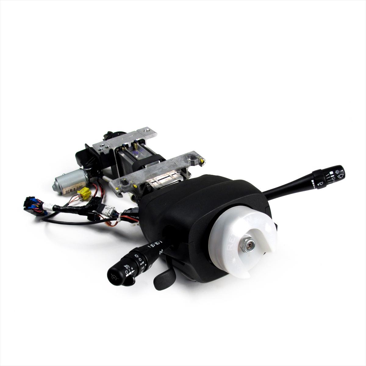 Manual Tilt, Power Telescoping Steering Column Assembly GM Part no  25858234