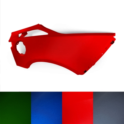 Coupe Driver Side Quarter Panel Factory Part nos. 84054833, 23336860, 23242840, 23197622, 23123667 - SMC Performance and Auto Parts