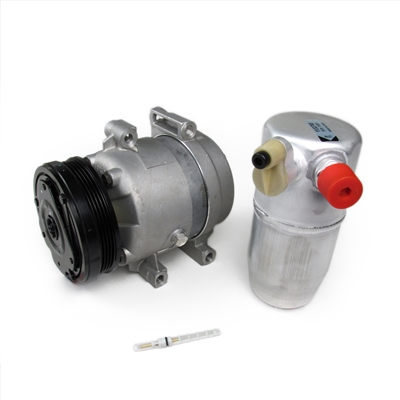 A/C Compressor, Accumulator and Orifice Tube 1997-1999 Chevrolet C5 Corvette - SMC Performance and Auto Parts