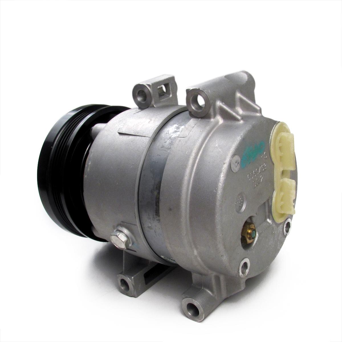 A/C Compressor, Accumulator And Orifice Tube GM Part Nos