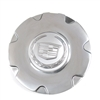 "Polished Wheel Center Cap for a 2004-2008 Cadillac XLR with 18"" Wheels - SMC Performance and Auto Parts"