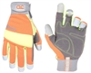 <h3>CLC HiVisibility Flex Grip Gloves</h3>