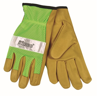 <h3>Kinco Gloves (Lime Mesh)</h3>