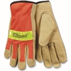 <h3>Kinco Gloves (Orange Mesh)</h3>