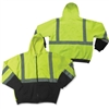 <h3>Hi-Visibility Safety Thermal Zippered Hoodie</h3>
