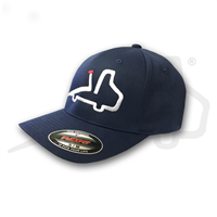Casanova Towing Equipment Tow Truck Logo Navy Blue Cap