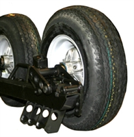 <h3>Ultralight Hi-Speed Dollie - Aluminum Axles 5.70 Aluminum Wheels</h3>