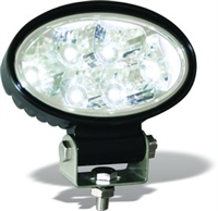 <h3>LED Oval Flood Light, 12-24 Volt</h3>
