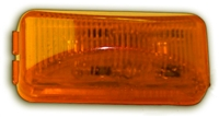 "<h3>2.5"" x 1.25"" SEALED LED AMBER MARKER LIGHT</h3>"