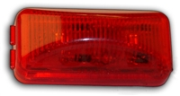 "<h3>2.5"" x 1.25"" SEALED LED RED MARKER LIGHT</h3>"