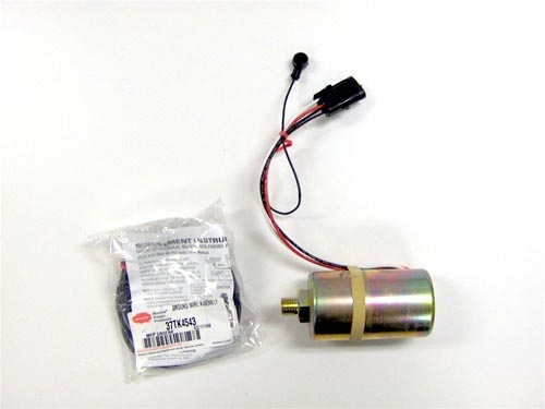solenoid w   ground wire