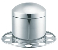 <h3>338S 10 lug center cover Rear Stainless Steel</h3>
