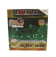 "LED M8 Multi 6"" Spacing (12 qty) - Retail Box"