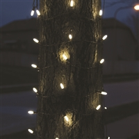 Tree Trunk LED M8 100L Net - Warm White (Qty 12)