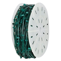 "C7 Cord - Green (SPT 1) - 6"" Spacing"