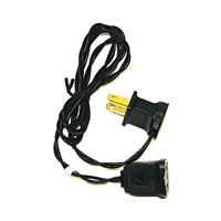 3ft Jumper Cord - Black (QTY 24)
