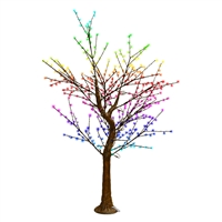 8.0' No Petal Tree - LED RGB (Twinkly Pro)