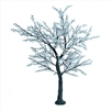 8.5' Cherry Blossom Tree - LED Pure White