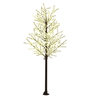 14' Commercial Cherry Blossom Tree - LED Warm White