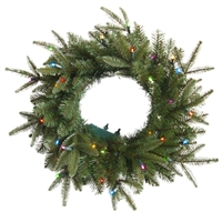 "Classic Frasier Fir Wreath 30"" - Multi (Qty 6)"