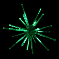 "LED 20"" Meteor Burst - Green"