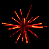 "LED 20"" Meteor Burst - Red"