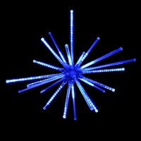 "LED 28"" Meteor Burst - Blue"