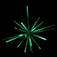 "LED 28"" Meteor Burst - Green"