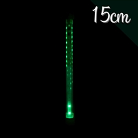LED (5) Pack Replacement Tubes-15cm-Green