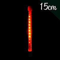 LED (5) Pack Replacement Tubes-15cm-Red