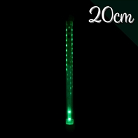 LED (5) Pack Replacement Tubes-20cm-Green